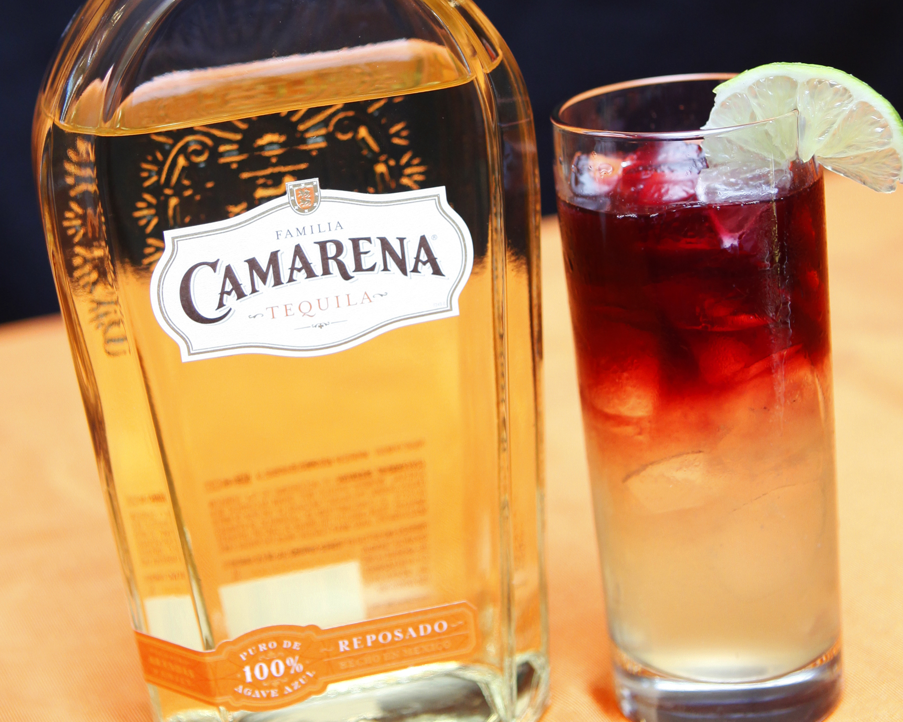 Tequila Flavored Mixology Lessons With Camarena
