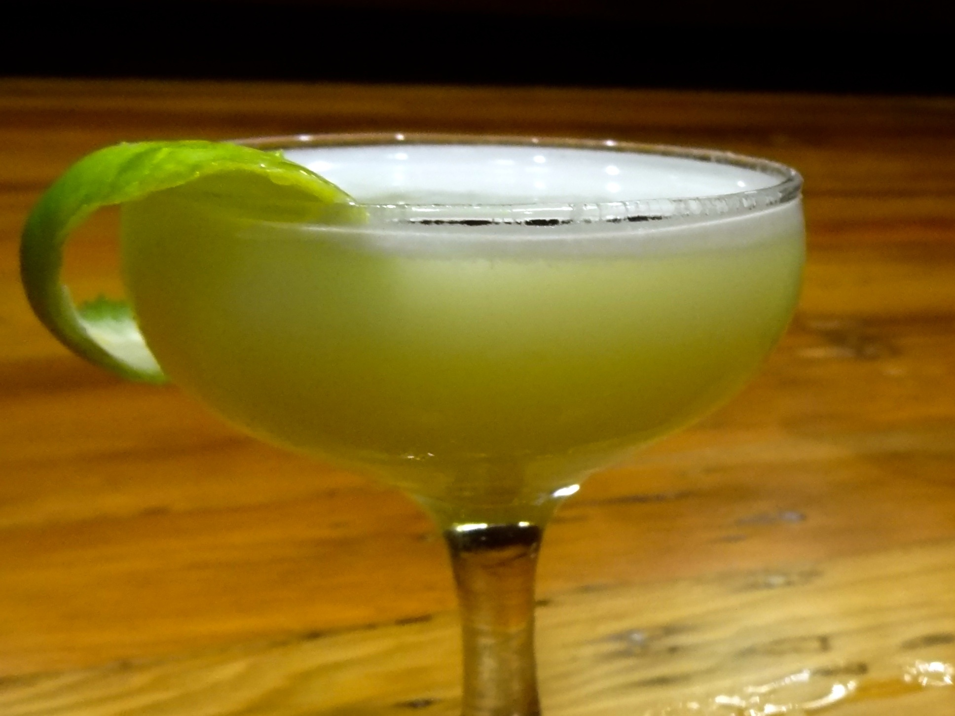 Green goddess cocktail recipe for Green alcoholic drinks recipes